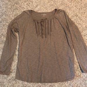 Eddie Bauer long-sleeve shirt